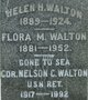 CDR Nelson Collins Walton