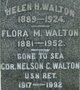 Flora May Walton