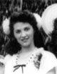 Profile photo:  Betty L. <I>Lewis</I> Coombs