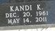 Profile photo:  Kandi Kae Andres