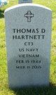 Thomas D. Hartnett