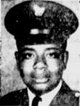 Profile photo: SGT Clarence Clifton Adams