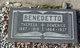 """Profile photo:  Francesco Domenico T. """"Frank"""" Benedetto"""