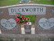 Christine <I>Mathews</I> Duckworth
