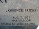 Lawrence Fricks Stewart