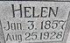 Profile photo:  Helen Chapel