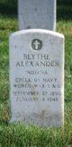 Blythe Alexander