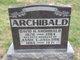David Henry Archibald