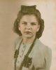 "Profile photo:  Elizabeth Marie ""Betty"" <I>Purdy</I> Elliott"