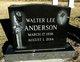 Walter Lee Anderson