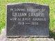 Lillian Alice <I>Loader</I> Arnold