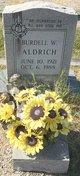 Profile photo:  Burdell W. Aldrich