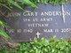 John Gary Anderson
