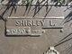 Shirley L. <I>Garman</I> Barefoot