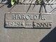 Harold E. Barefoot