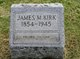 James M Kirk