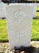 Profile photo: Private Albert Edward Over