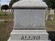 Profile photo:  Annie Elizabeth <I>Fitch</I> Allyn