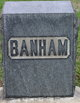 Profile photo:  Banham