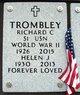 "Richard Charles ""Dick"" Trombley Sr."