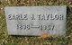 Earle J. Taylor