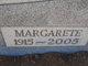 Margarete Lucy <I>Coley</I> Bracken