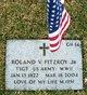 Roland Victor Fitzroy Jr.