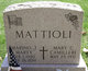 """Profile photo:  Marino J. """"Marty"""" Mattioli"""
