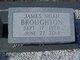 "James Noah ""Jamie"" Broughton"