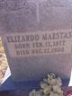 Elizardo Maestas
