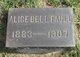 Profile photo:  Alice <I>Bell</I> Faull
