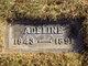 Profile photo:  Adeline Bruhn