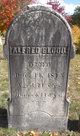 Profile photo:  Alfred Blood