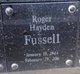 Roger Hayden Fussell