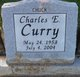 Charles Eugene Curry