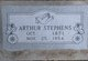 Profile photo:  Arthur Stephens