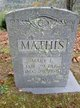 Mary Lorelle <I>Depew</I> Mathis