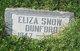 Profile photo:  Eliza Sarah <I>Snow</I> Dunford