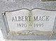 Profile photo:  Albert Mack Brewer