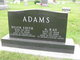 Profile photo:  Archie Ray Adams