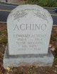 Profile photo:  Rose <I>Negrini</I> Achino