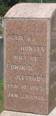 Profile photo:  Abbie F <I>Hunter</I> Jeffords