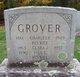 Profile photo:  Clara Jane <I>Walles</I> Grover