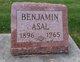 Benjamin Asal