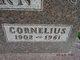 Cornelius R Ahern
