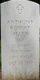 Profile photo:  Anthony Robert Allen