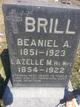 Profile photo:  Beaniel A Brill