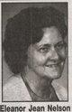 Eleanor Jean <I>Campbell</I> Nelson