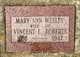 Mary Ann <I>Wesely</I> Roberts