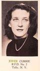 Profile photo:  Joyce Ann <I>Currie</I> Anderson